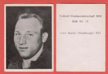 West Germany Uwe Seeler Hamburg (15)